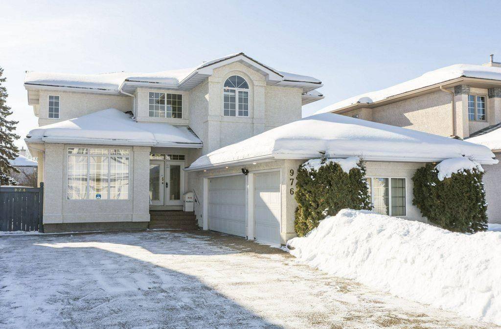 House for sale at 976 Wallbridge Pl Nw Edmonton Alberta - MLS: E4188273