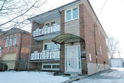 Home for sale at 977 Glencairn Ave Toronto Ontario - MLS: W4696976
