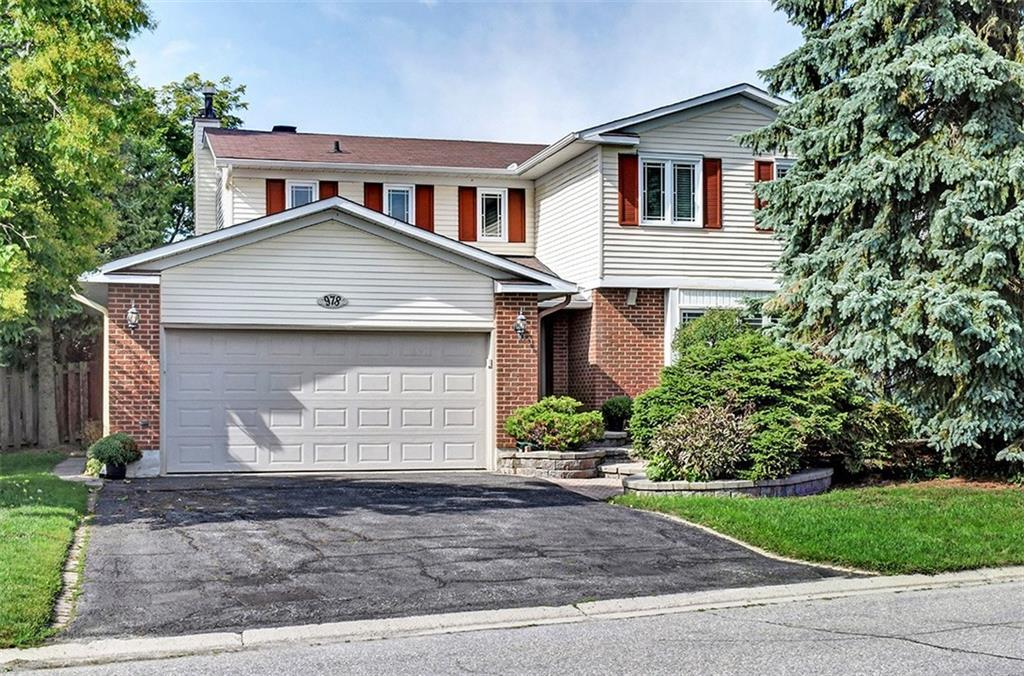 Removed: 978 Chaleur Way, Ottawa, ON - Removed on 2019-09-29 07:00:24