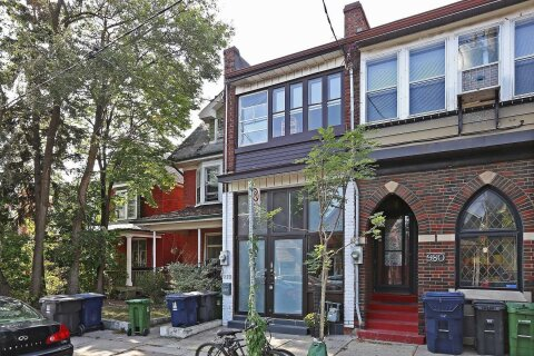 Townhouse for sale at 978 Dovercourt Rd Toronto Ontario - MLS: W4968795