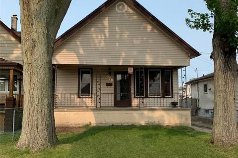 House for sale at 978 Hall Ave Windsor Ontario - MLS: 19021557
