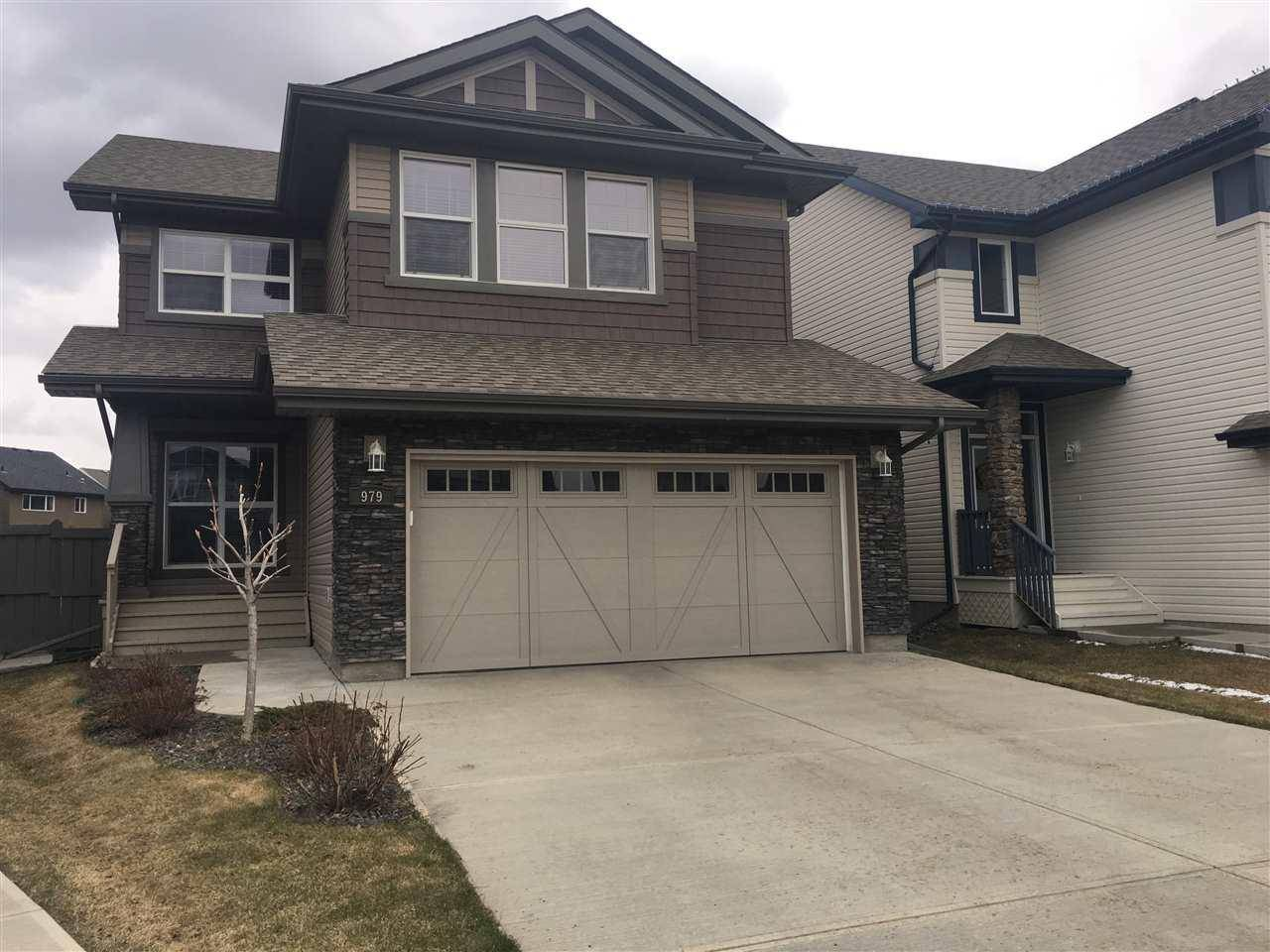 House for sale at 979 175 St Sw Edmonton Alberta - MLS: E4154901