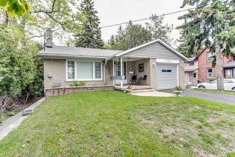 House for sale at 979 6th Ave Owen Sound Ontario - MLS: X4472324