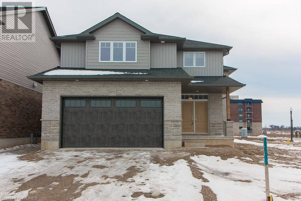 House for sale at 979 Downing Dr Woodstock Ontario - MLS: 246639