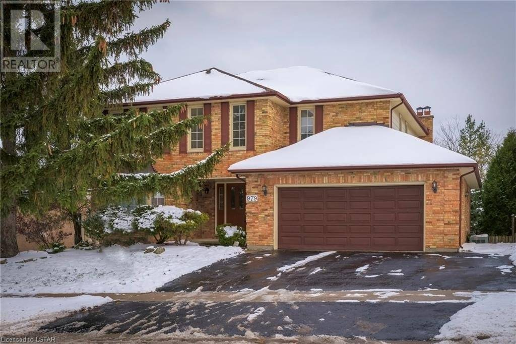House for sale at 979 Griffith St London Ontario - MLS: 233926