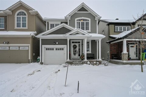 House for sale at 979 Shimmerton Circ Ottawa Ontario - MLS: 1219796