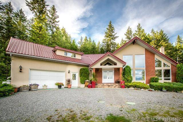 House for sale at 6614 Highway 97a Hy Unit 97a Enderby British Columbia - MLS: 10176402