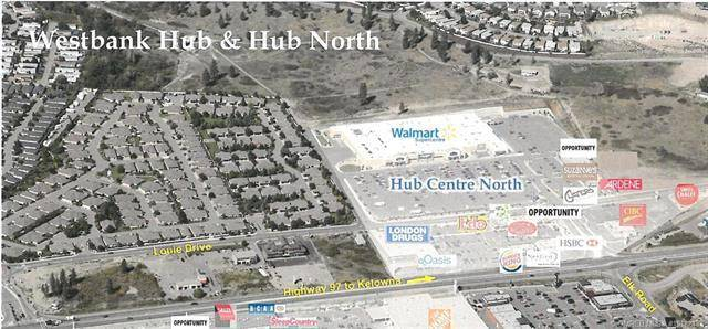 Commercial property for lease at 2330 Highway 97s Hy South Apartment 97s Westbank British Columbia - MLS: 10182438