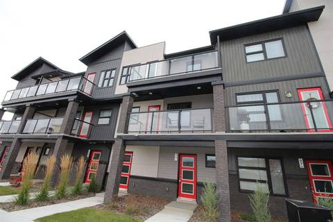 Townhouse for sale at 1203 163 St Sw Unit 98 Edmonton Alberta - MLS: E4149141