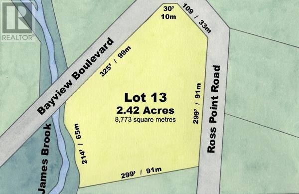 Residential property for sale at 13 Ross Point Rd Unit 98 Chamcook New Brunswick - MLS: NB022261