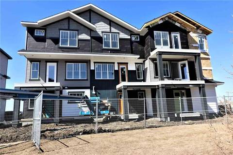 Townhouse for sale at 1530 Tamarack Blvd Nw Unit 98 Edmonton Alberta - MLS: E4181883