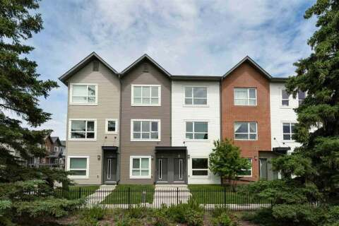 Townhouse for sale at 2560 Pegasus Bv NW Unit 98 Edmonton Alberta - MLS: E4204693
