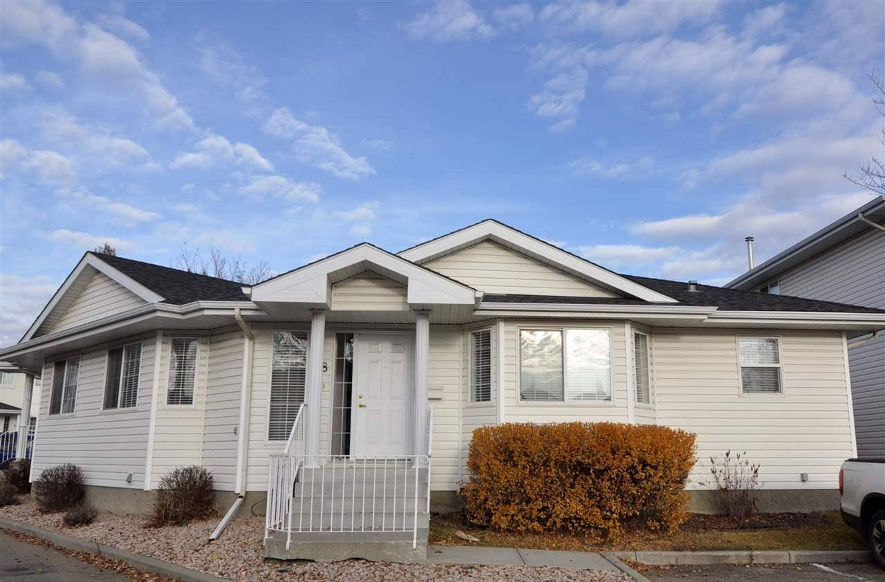 Townhouse for sale at 3380 28a Ave Nw Unit 98 Edmonton Alberta - MLS: E4188316