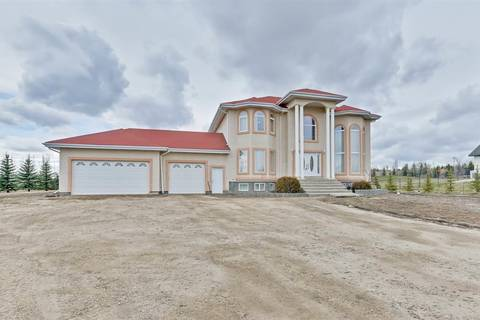 House for sale at 98 52477 Hy Rural Strathcona County Alberta - MLS: E4157620