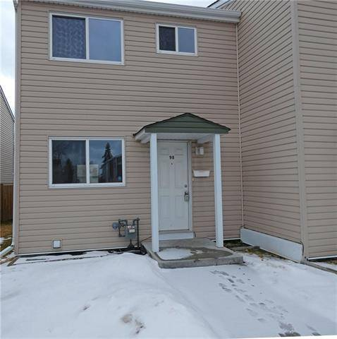 Townhouse for sale at 5425 Pensacola Cres Southeast Unit 98 Calgary Alberta - MLS: C4293086