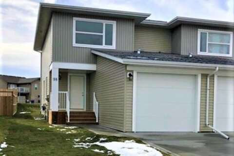 Townhouse for sale at 98 Ava Cres Blackfalds Alberta - MLS: A1021514