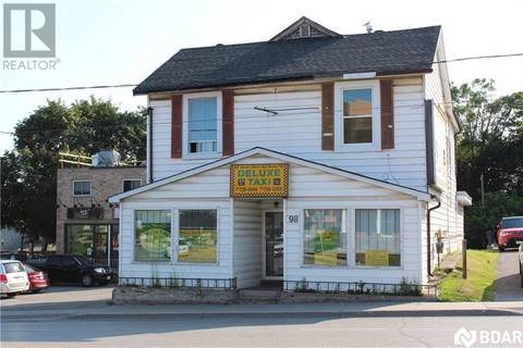 Commercial property for sale at 98 Bayfield St Barrie Ontario - MLS: 30710180