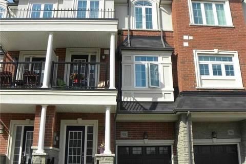 Townhouse for sale at 98 Borers Creek Circ Hamilton Ontario - MLS: X4457201