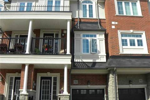 Townhouse for sale at 98 Borers Creek Circ Hamilton Ontario - MLS: X4457201