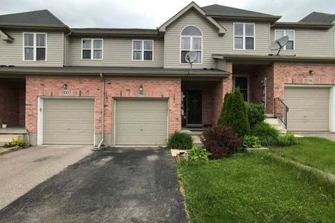 Townhouse for sale at 98 Brookfield Cres Kitchener Ontario - MLS: X4504219