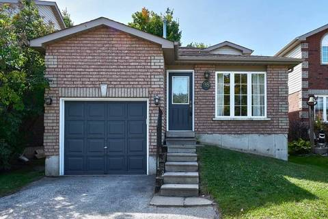 House for sale at 98 Churchland Dr Barrie Ontario - MLS: S4576356