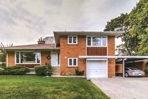 House for rent at 98 Citation Dr Toronto Ontario - MLS: C4645321