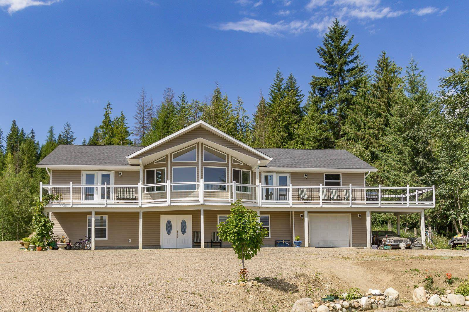 House for sale at 98 Crossman Rd Enderby British Columbia - MLS: 10187573
