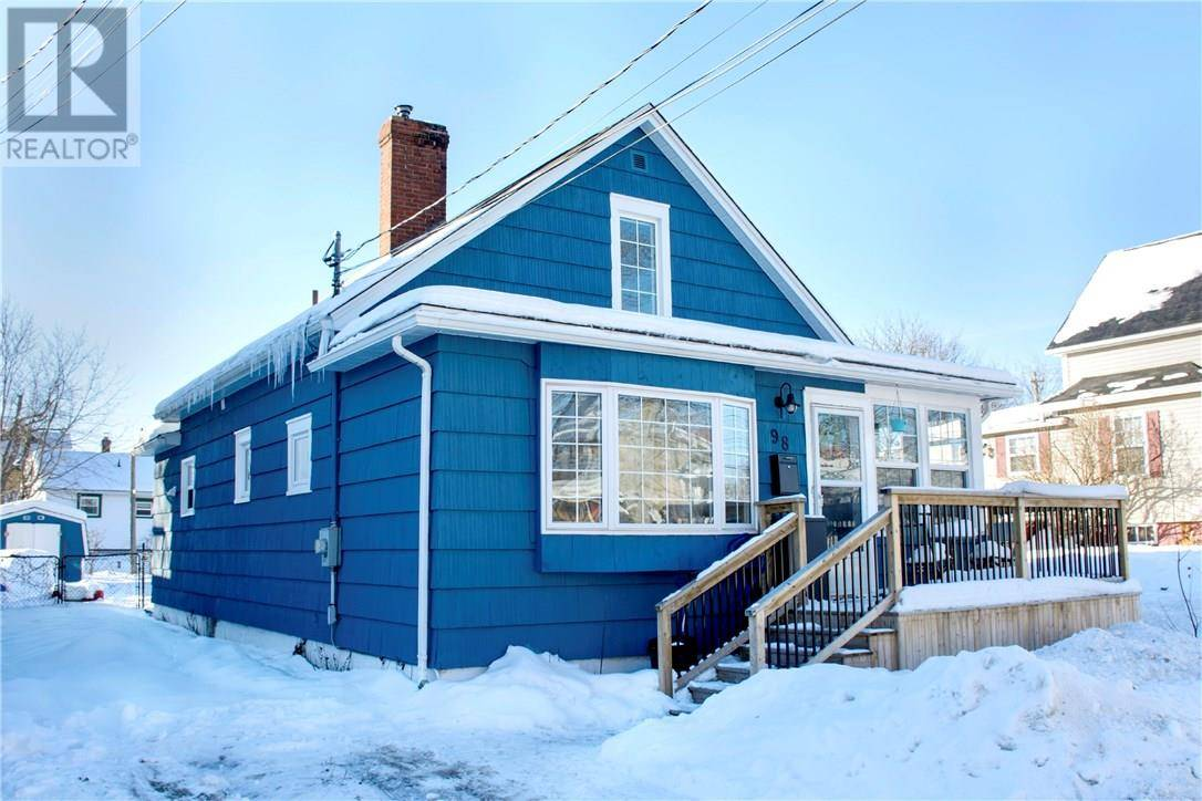 House for sale at 98 Curry St Moncton New Brunswick - MLS: M127097
