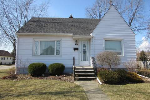 House for sale at 98 David St Welland Ontario - MLS: 30727006