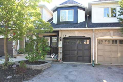 Townhouse for sale at 98 Dominion Gardens Dr Halton Hills Ontario - MLS: W4859153