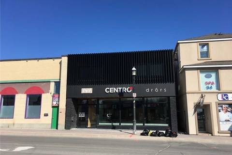 Commercial property for sale at 98 Dunlop St Barrie Ontario - MLS: S4747667