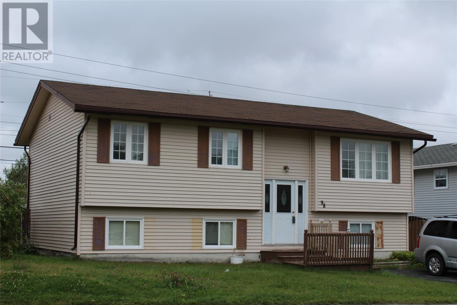 House for sale at 98 Elizabeth Dr Paradise Newfoundland - MLS: 1219508