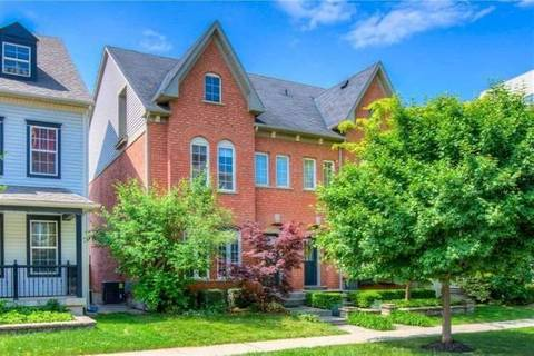 Townhouse for rent at 98 Georgian Dr Oakville Ontario - MLS: W4641478