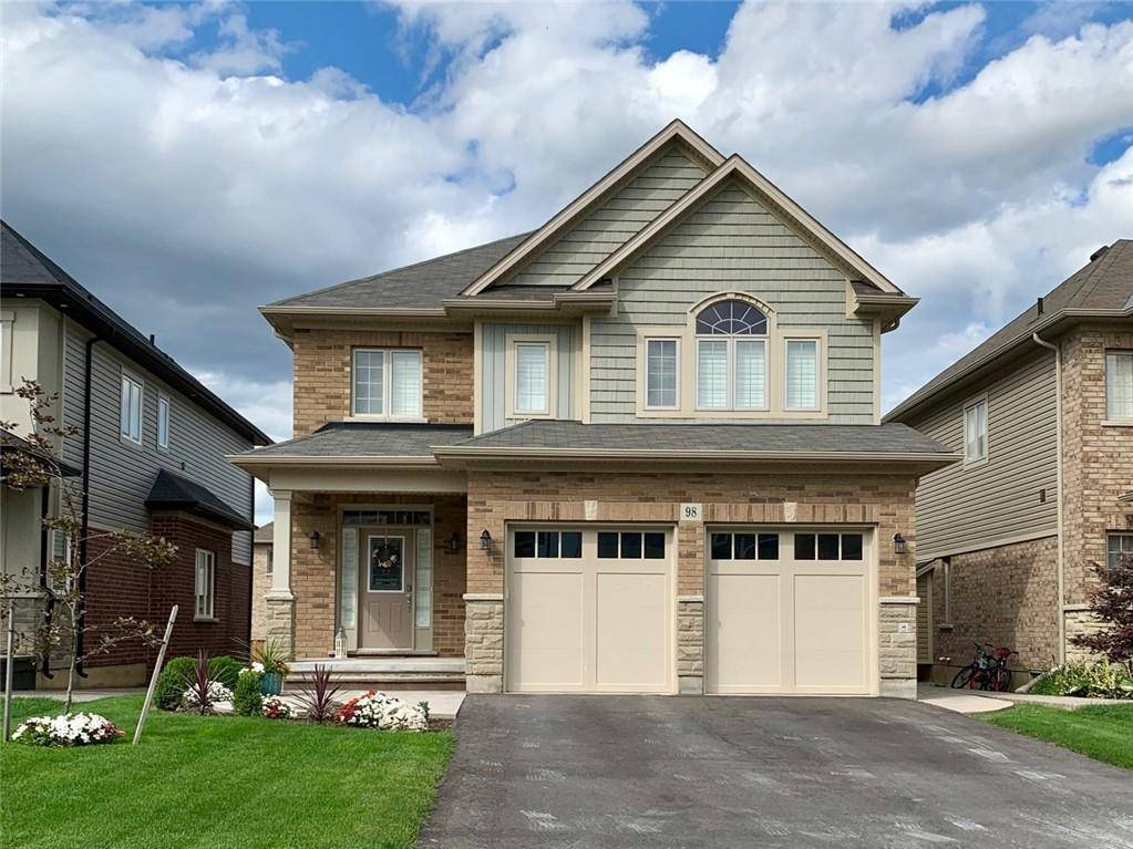 House for sale at 98 Greti Dr Glanbrook Ontario - MLS: H4071832