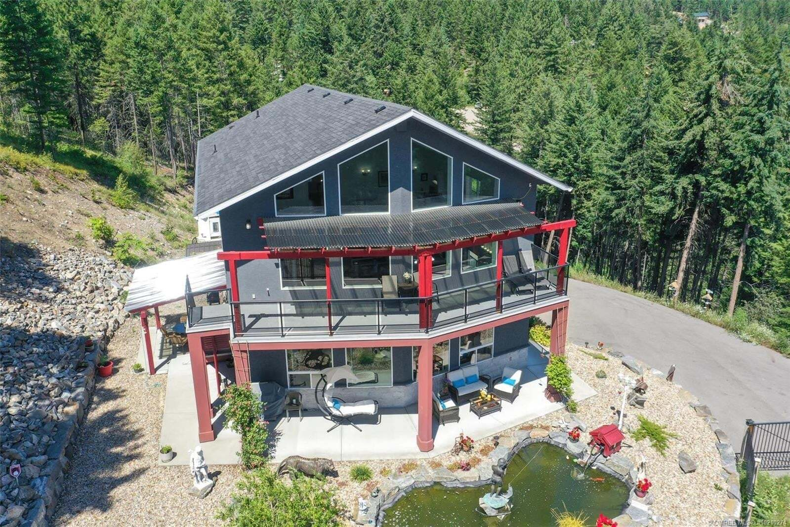 House for sale at 98 Hillside Dr Vernon British Columbia - MLS: 10210274