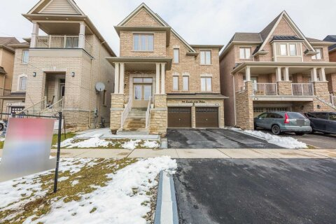 House for sale at 98 Leadership Dr Brampton Ontario - MLS: W5084811