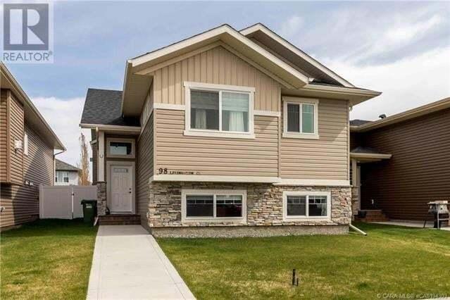 House for sale at 98 Livingston Cs Red Deer Alberta - MLS: CA0194303