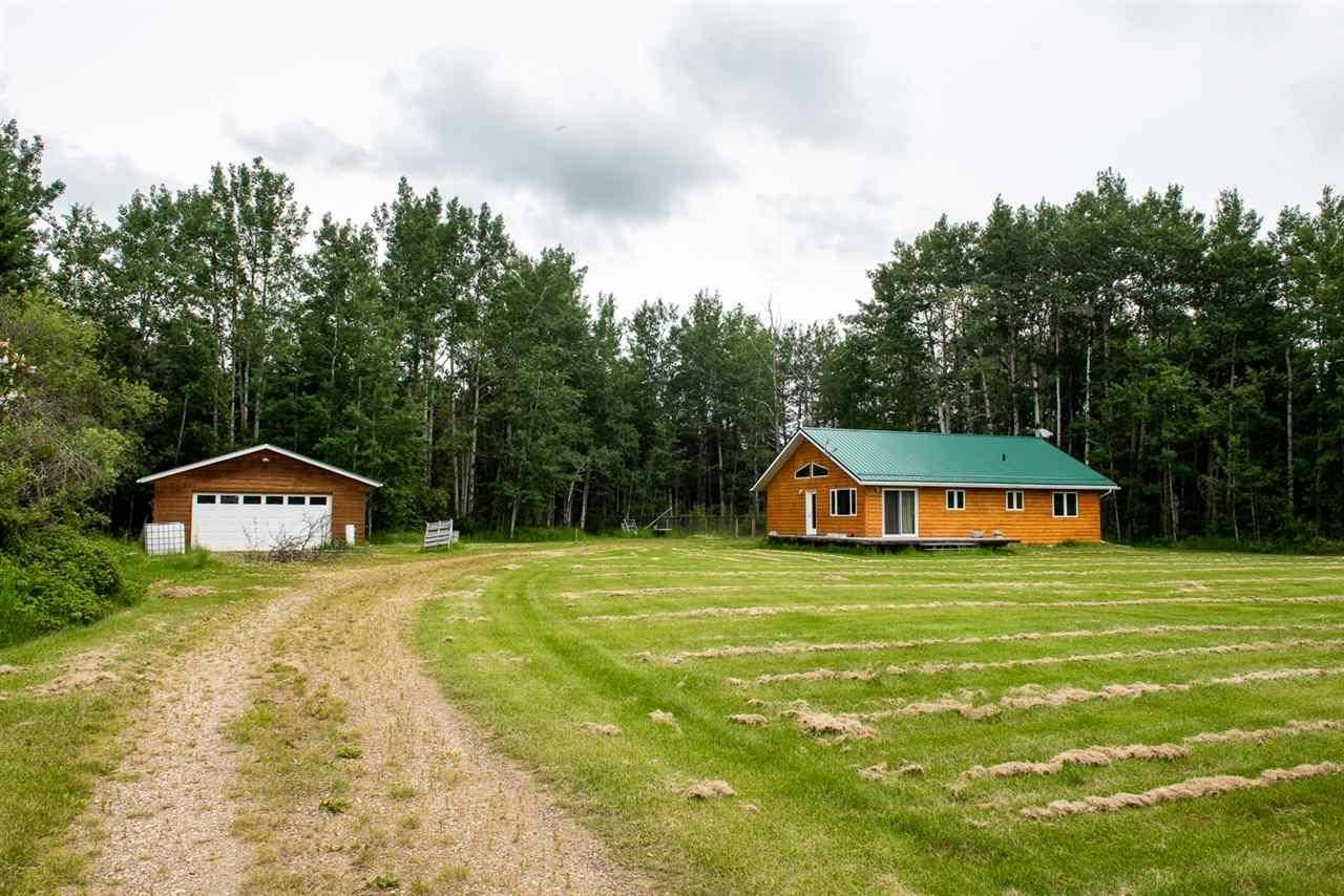 House for sale at 98 Lobstick Pl Rural Yellowhead Alberta - MLS: E4165218