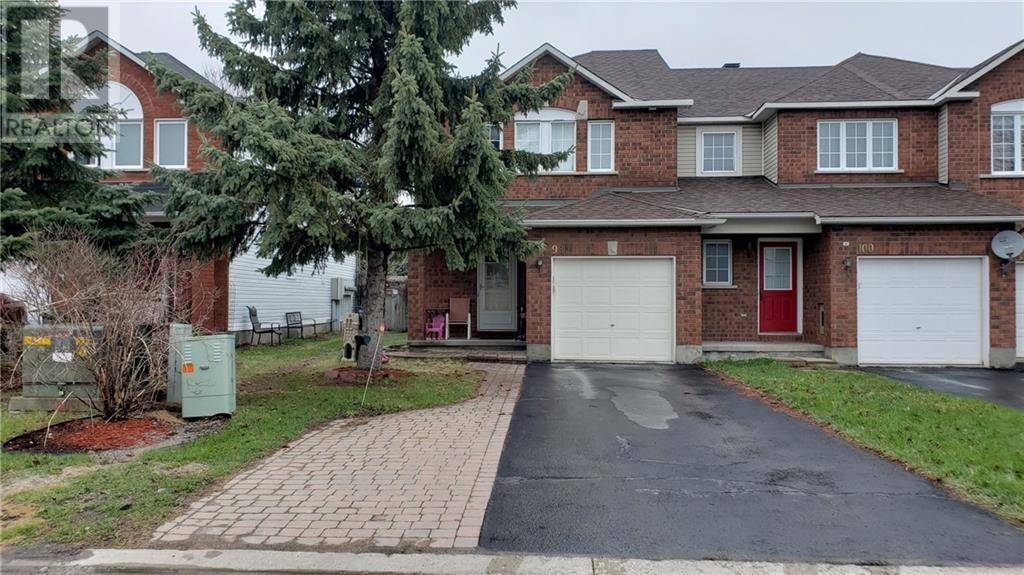 Townhouse for sale at 98 Locheland Cres Ottawa Ontario - MLS: 1182963