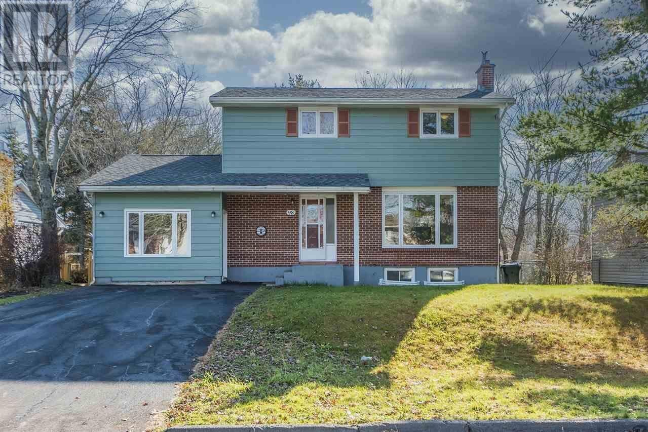 House for sale at 98 Maplewood Dr Timberlea Nova Scotia - MLS: 202023576