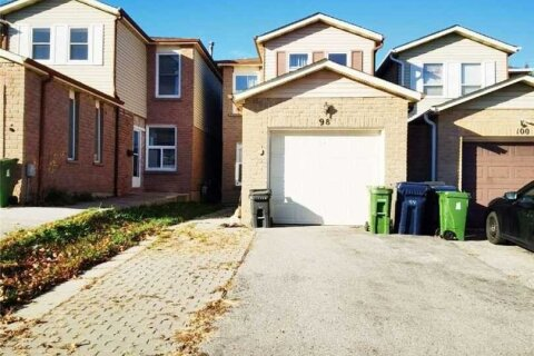 House for rent at 98 Pale Moon Cres Toronto Ontario - MLS: E4984096