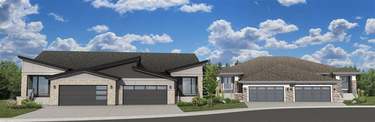 Townhouse for sale at 98 Rybury Ct Sherwood Park Alberta - MLS: E4175215