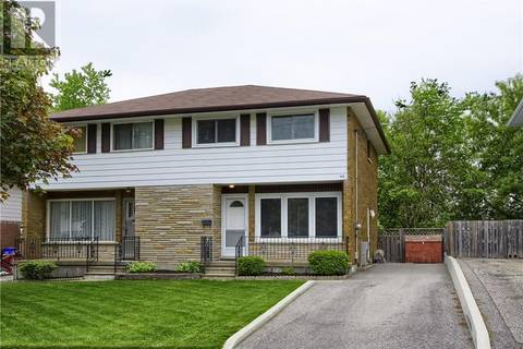 House for sale at 98 Scenic Dr Kitchener Ontario - MLS: 30742383