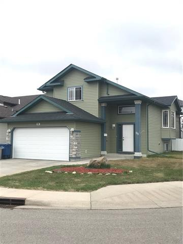 For Sale: 98 Springs Crescent Southeast, Airdrie, AB | 5 Bed, 3 Bath House for $379,900. See 31 photos!