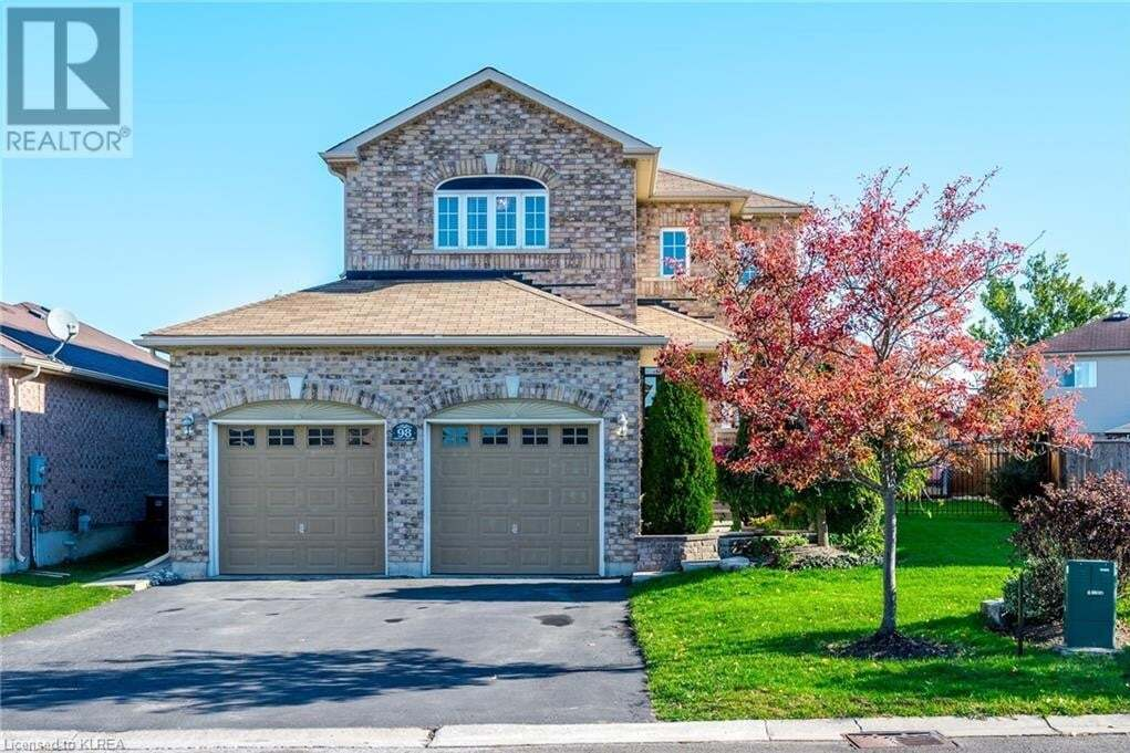 House for sale at 98 Sweetnam Dr Lindsay Ontario - MLS: 40034261