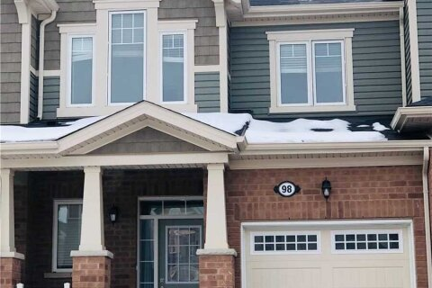 Townhouse for rent at 98 Watermill St Kitchener Ontario - MLS: X5086293