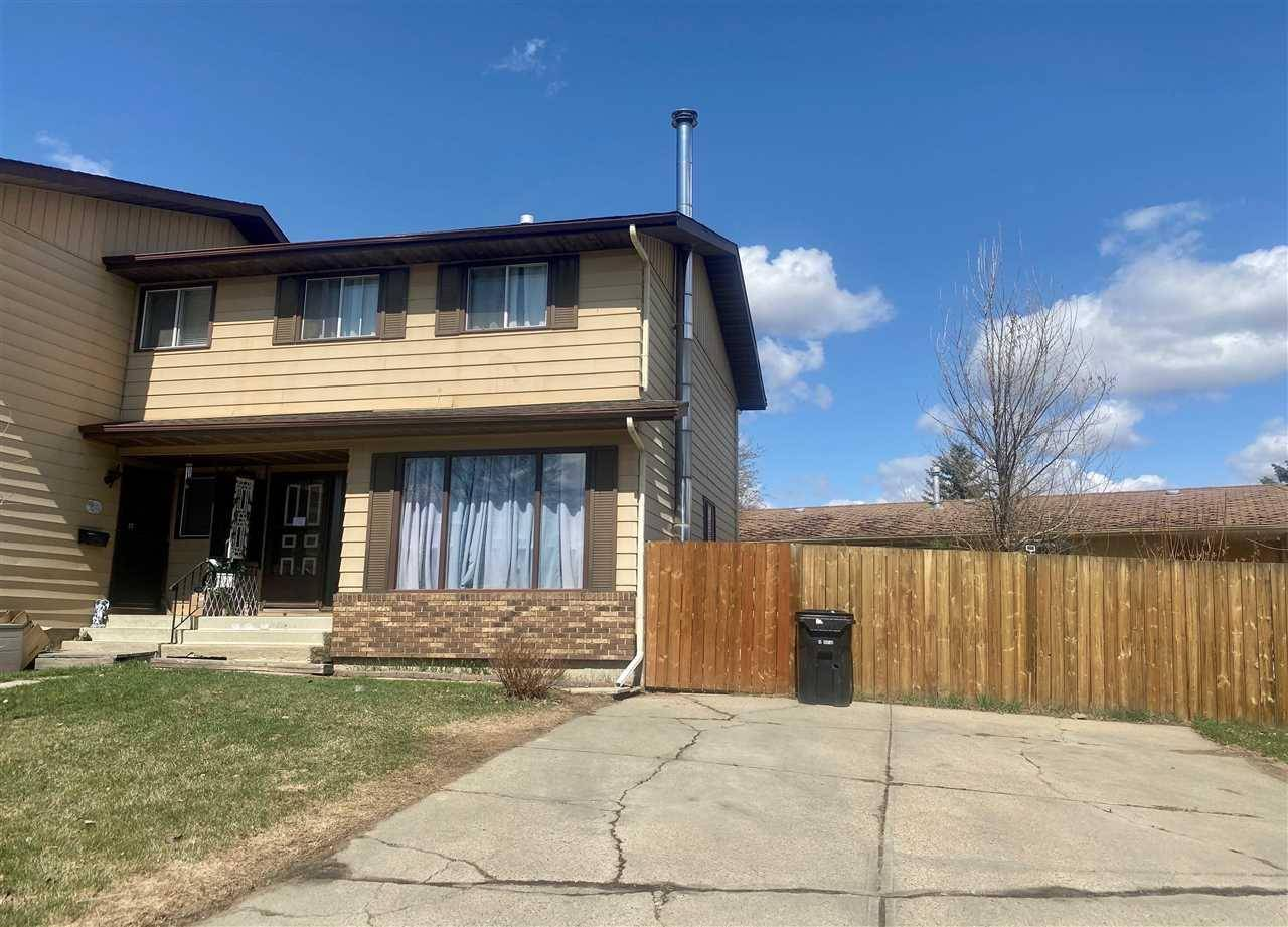 Townhouse for sale at 98 Wellington Cres Spruce Grove Alberta - MLS: E4187623