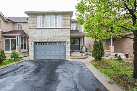 House for sale at 98 Yuile Ct Brampton Ontario - MLS: W4493355