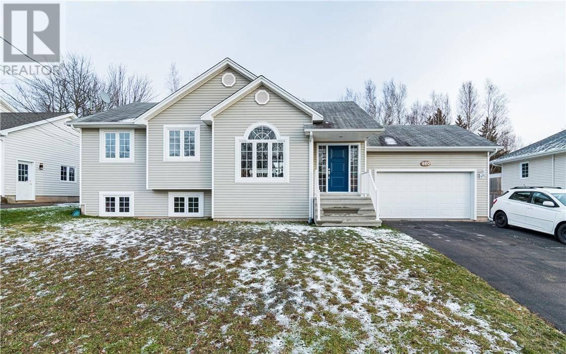 House for sale at 980 Barachois  Dieppe New Brunswick - MLS: M126336
