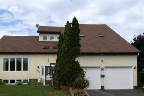 House for sale at 980 Westmount  Bathurst New Brunswick - MLS: NB015544